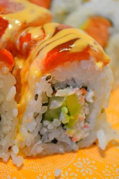 Perfect sushi ricei!  It's neither difficult or scary to make yourself at home. In truth there's only one trick….The RICE. You need to get the rice right. That's the hardest part because it's the only cooking that even happens and the rest is all about choosing quality fresh fish and honing in on your delicate knife skills.