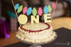 Coconut Flour Cake with Maple Buttercream Frosting  #RubiesandRadishes