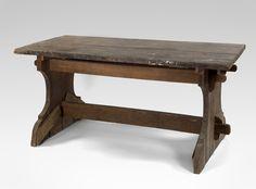Charles Prendergast's Work Table at Williams College Museum of Art