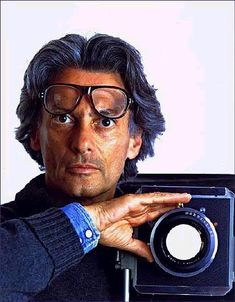 Self Portrait by Richard Avedon