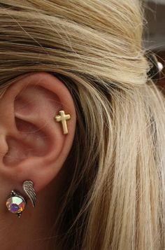 earring-love it.
