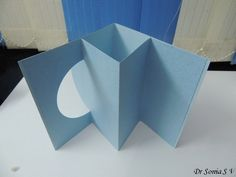 Lever Pop up Card tutorial