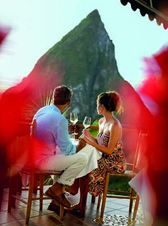 Of all Saint Lucia's natural splendor, the iconic Pitons are the most recognizable.