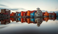 Reitdiephaven Groningen by Rayon Hoepel on 500px