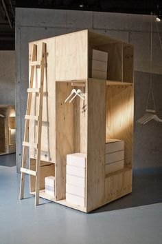 Förvaringslösning i #Plywood