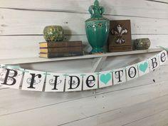 Bridal Shower Ideas - Bride To Be Bridal Shower Banner Decoration