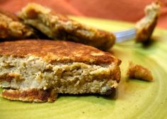 Paleo Sweet Potato Pancakes with Apples