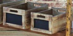 chalkboard label, produc crate, toy bucket, bless organ, linen closet organization, linen closets, home kitchens, antiqu style, antiques