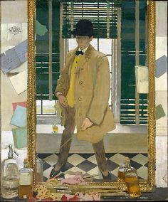 Self-Portrait  William Orpen  (British, 1878–1931)  Date: ca. 1910