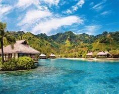 Gavin MacLeod, Capt. Stubing of The Love Boat, describes his romantic cruise with @PrincessCruises to #Tahiti