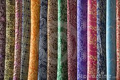 Balinese batik sarongs for sale