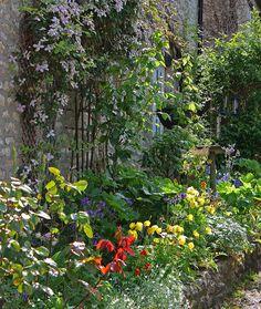 Wonderful English Garden