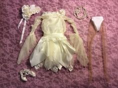 Ellowyne Wilde Woe & Whimsy Complete Outfit Only ~ New! With shoes & accessories #ClothingAccessories