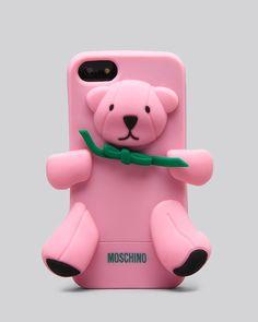 Moschino iPhone 5/5s Case