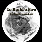To Build a Fire is regarded by many as an American classic, one of London's most highly regarded works. We never know the name of the protagonist as he makes his way towards his destination, trekking across the Yukon at 70° below zero. Nature is unforgiving to those who challenge her.