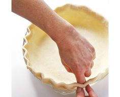 Easy Pie Crust Recipe | Food Recipes - Yahoo! Shine