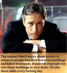 Jon Stewart on 9/11