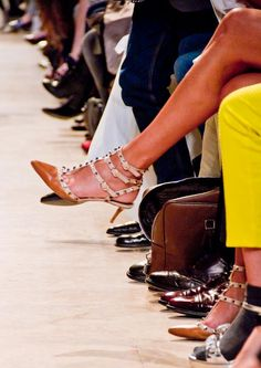 Obsession: Valentino 'Rockstud' Collection