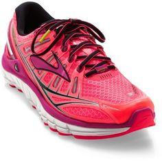 Brooks Transcend Road-Running Shoes - Women's