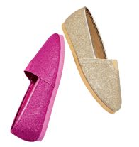 Glitter Shine Slip On $14.99 while supplies last.