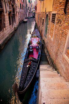 Italy - Venice: Gondola