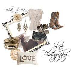 Cowgirl Style, created by francine-slate on Polyvore