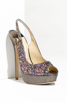 Jimmy Choo 'Vita' Slingback Pump [thebest83502] - $237.00 : Discounted Christian Louboutin,Jimmy Choo,Valentino Shoes Online store