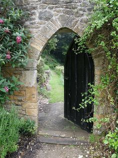 Gateway to another world :)