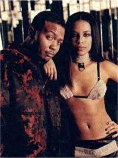 Aaliyah & Timbaland