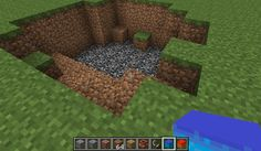 Instant Lake Block Mod para Minecraft 1.4.6 y 1.4.7