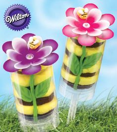 Look what's popping up! A sweet Treat Pop project from @Wilton Cake Decorating