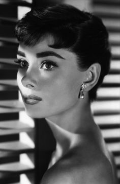 Audrey Hepburn in Sabrina - 1954