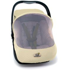 My fav car seat cover! Safe for shopping so people you don't know can not touch baby with their dirty hands :)