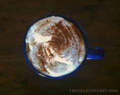 Crockpot Pumpkin Spice Latte!