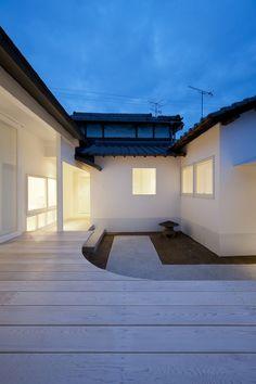 CASE-REAL: White Dormitory for Il Vento - Teshima Kagawa, Japan
