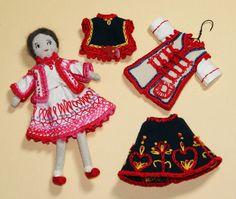 Janet Brandt: dolls