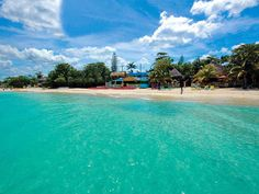 Visit World-Famous Beaches in Negril.