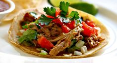 Slow Cooker Korean-Style Beef Tacos - Better then any street-taco!  AMAZING!  www.GetCrocked.com