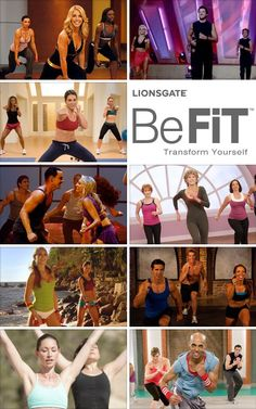 BeFit! @BeFit free workout videos, new video every week day!