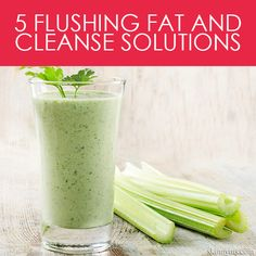 Detoxing and cleansing is one of the best ways to look and feel great!  Try these 5 Flushing Fat and Cleanse Solutions.  #flushfat #cleanse #detox #skinnyms