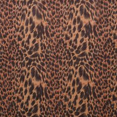 Live on the wild side and decorate with leopard print sheers! #AnnasLinens #AnimalPrint #Leopard