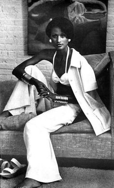 Beverly Johnson.
