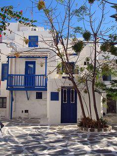 Mykonos, Greece ~ Greek Islands