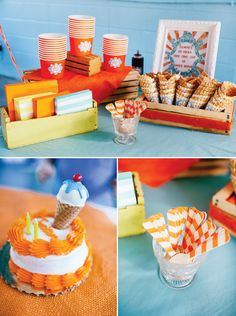 ice-cream party