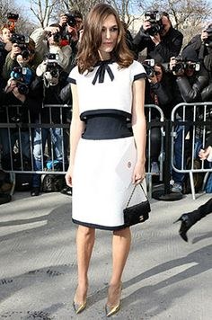 Keira Knightley wearing the Jimmy Choo Anouk pump