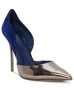 Truth or Dare by Madonna Shoes, Corinie Pumps - Truth or Dare #macysfallstyle
