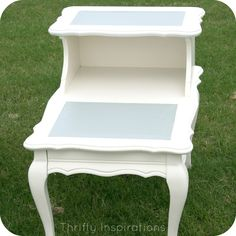 Thrifty Inspirations: Before & After French Tables