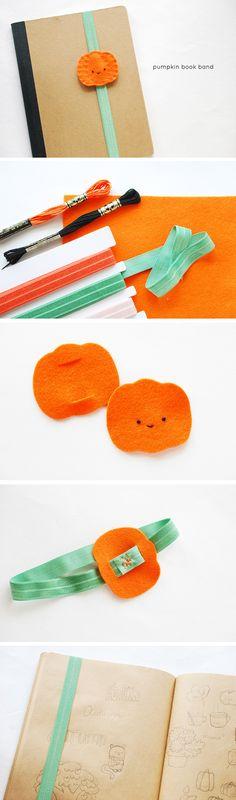 Pumpkin Book Band