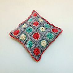 Spotty Dotty Cushion for Baby Ryder