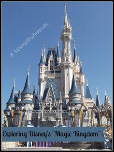 "Exploring Walt Disney World's ""Magic Kingdom"" #wdw #disneyworld #magickingdom | thissweetlifeofmine.com"